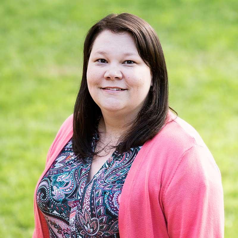Katy Woodward: Office Coordinator