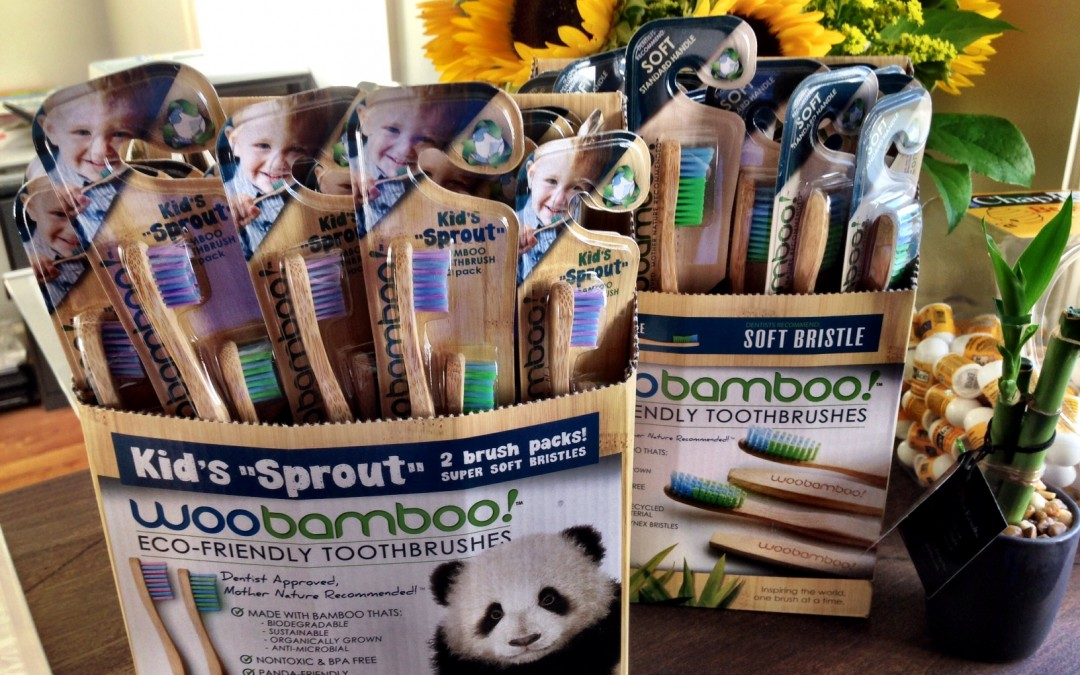 Bamboo toothbrushes, why you should switch.