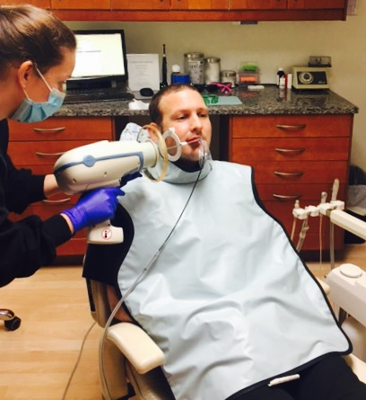 What Ivy Dental is doing to lower X Ray radiation.